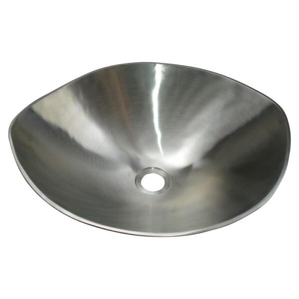 Cast Bronze Sink White Bronze