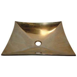 Cast Bronze Sink by Coppersmith Creations