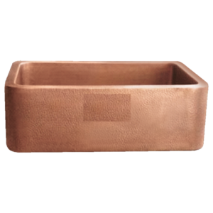Copper Kitchen Sink by Coppersmith Creations
