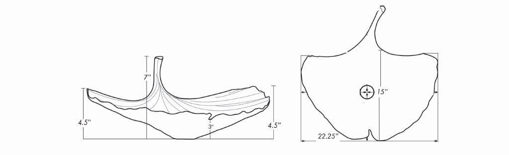 Leaf Style Sink Measurements