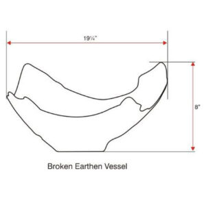 Cast Bronze Sink Broken Earthen Vessel Diagram