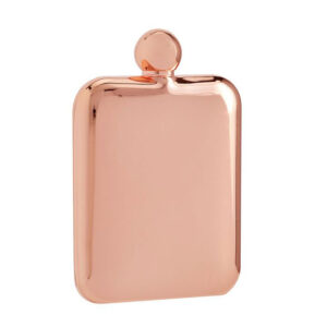Cooper bar flask by Coppersmith Creations