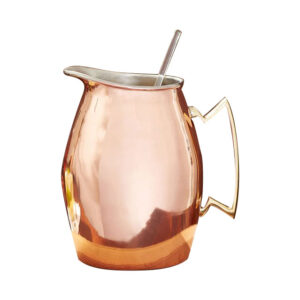 Copper Pitcher by Coppersmith Creations