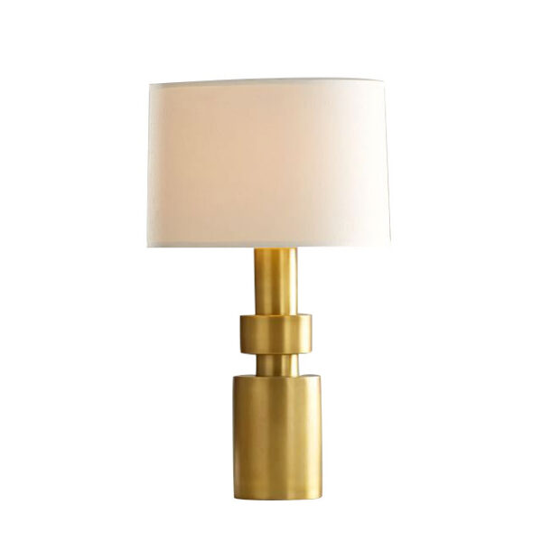 Bronze brass lamp by Coppersmith Creations