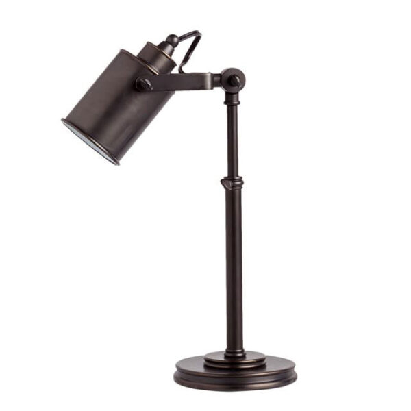 Photographer Task Lamp by Coppersmith Creations