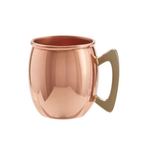 Copper mug by Coppersmith Creations