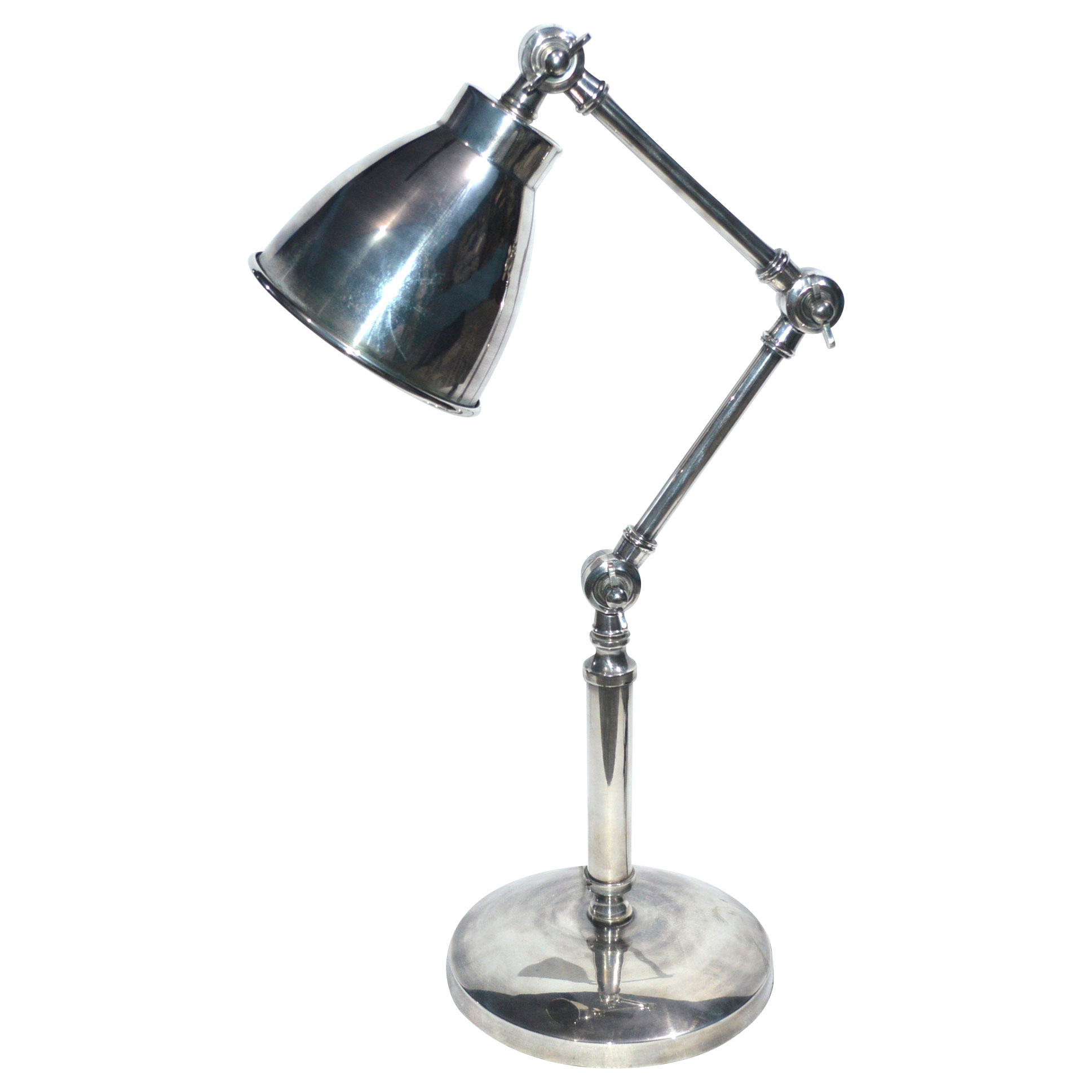 Adjustable Shakespeare Lamp