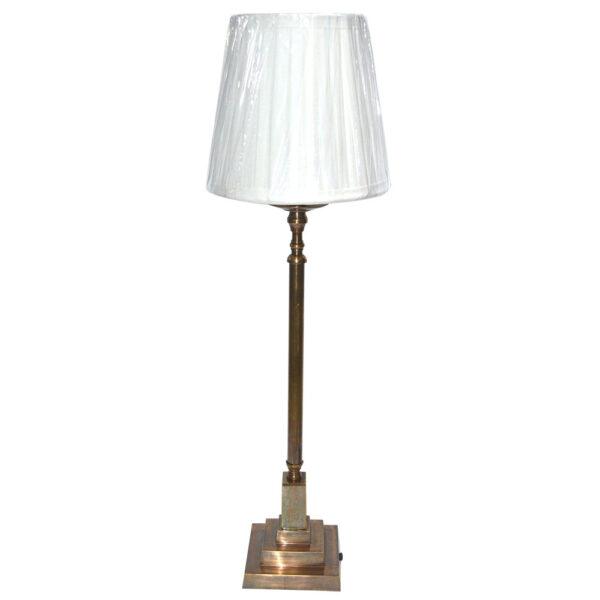 Elite Lamp - Brass