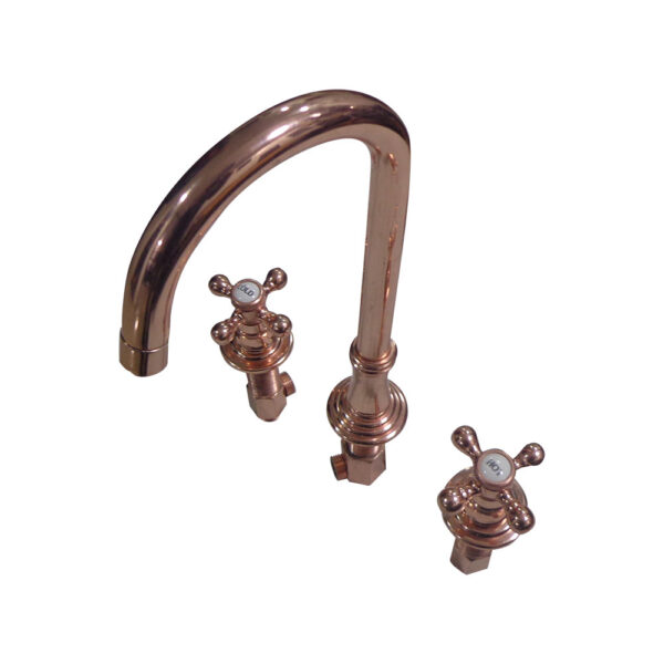 Swan Copper Finish Faucet