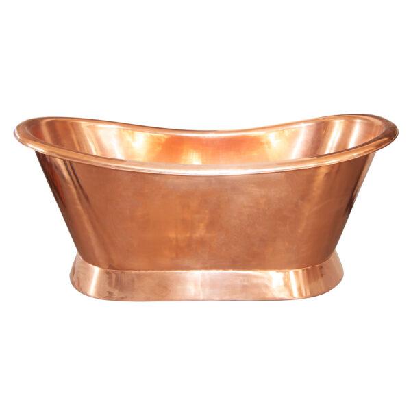 Copper Bathtub Full Copper Finish