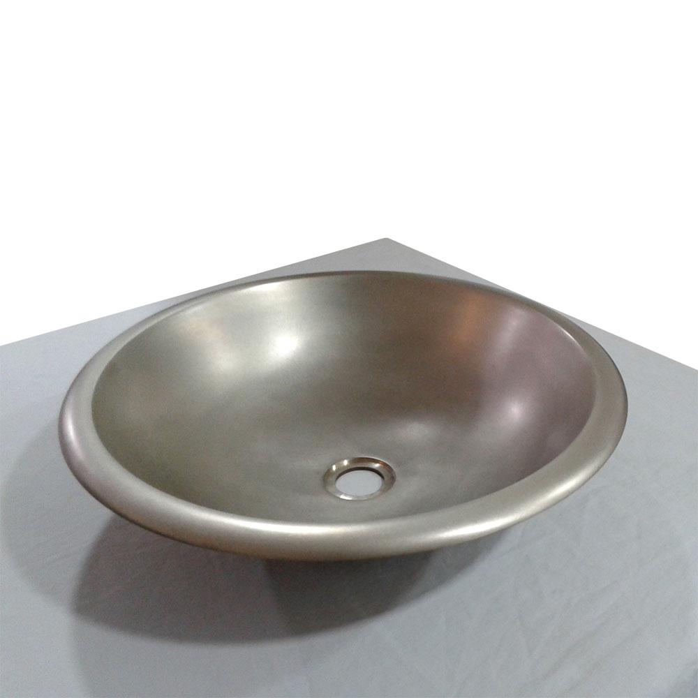 Bronze Bathroom Sinks: Bathroom Sink - Coppersmith