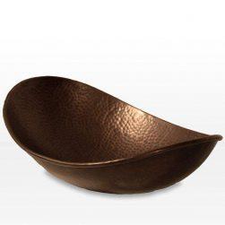 Copper Boat Sink