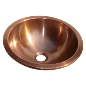 Dark Antique Copper Sink