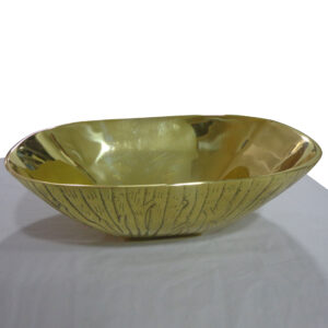Cast Bronze Sink Angelo