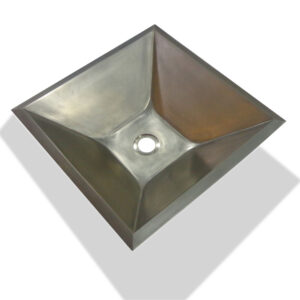 Cast Bronze Sink Ajax