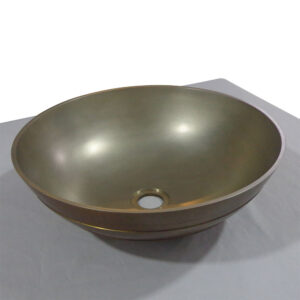 Cast Bronze Sink Ariana