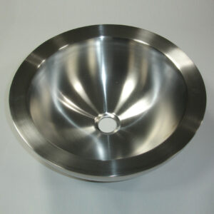 Double Wall Steel Sink