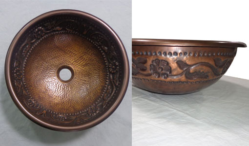 best selection from our copper sinks