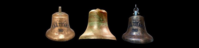 titanic bronze bells