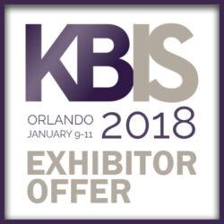 KBIS Orlando Exhibitor Offer