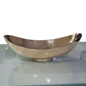 Boat Style Cast Bronze Sink
