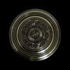 Black Brass Cremation Urn