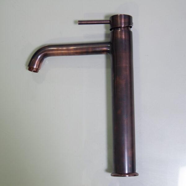 Conduit Antique Copper Finish Faucet